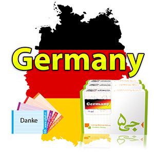 لغات ضروری آلمانی
