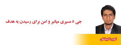 امیر تاج بخش دانشجوی دکترای پزشکی مولکولی دانشگاه علوم پزشکی مشهد